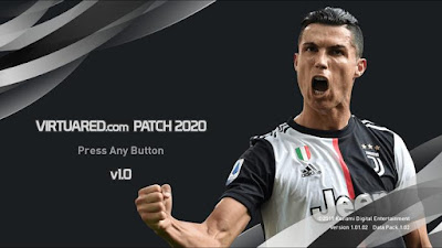 PES 2020 VirtuaRED.com Patch 2020