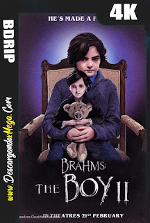 Brahms The Boy II (2020) 4K UHD [HDR] Latino-Ingles