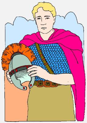Il centurione romano