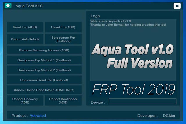 Aqua Tool v10 Full Version Free Download
