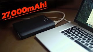 Charge Your Laptop Anywhere