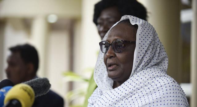 """السودان يدعو """"الخزانة الأمريكية"""" لرفع اسمه من """"قائمة الإرهاب"""""""