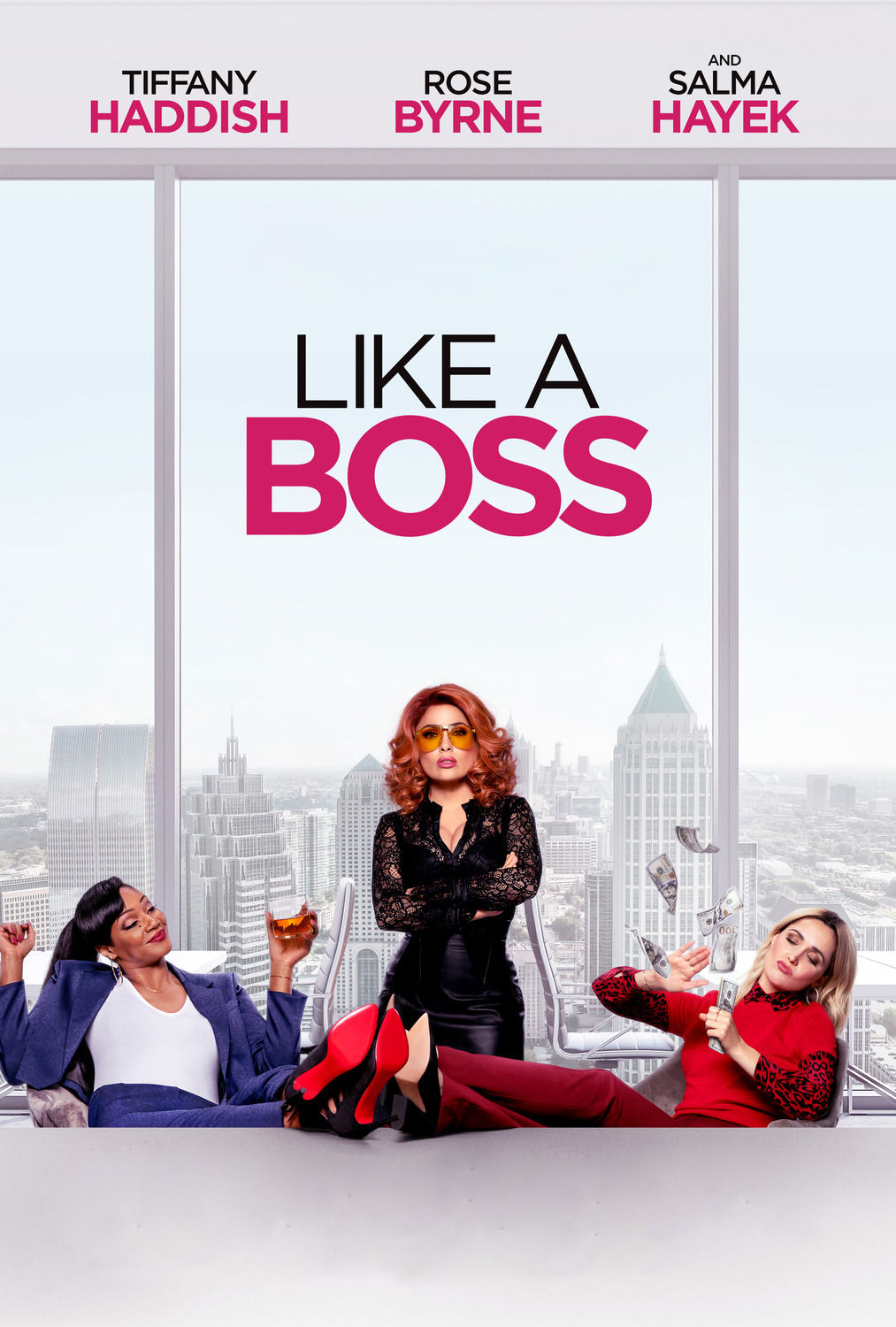 Like a Boss [2020] [DVD9] [NTSC] [Latino]