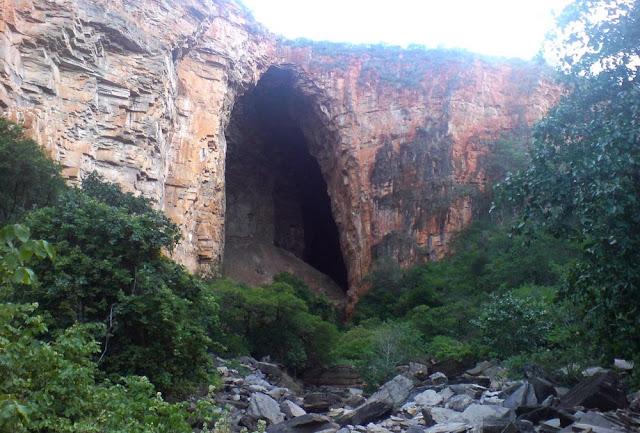 Gruta de Brejões - Morro do Chapéu – BA
