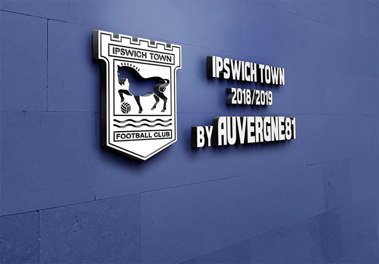 PES 2013 Ipswich Town GDB 2018/2019 by Auvergne81