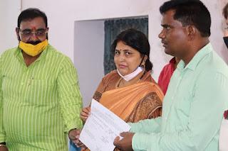 डॉ. अंजना श्रीवास्तव भूमि विकास बैंक की चेयरमैन निर्वाचित | #NayaSaveraNetwork