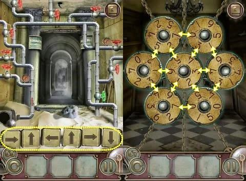 Escape the Mansion Level 66 67 68 69 70 Walkthrough