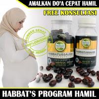 PROGRAM HAMIL / Habbatussauda Soft Capsul / Promil Penyubur Kandungan / AMPUH 100% ASLI