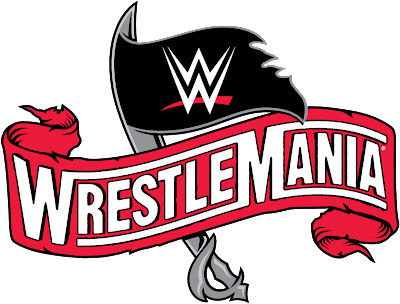 WWE WM36 NXT Performance Centre WrestleMania 36