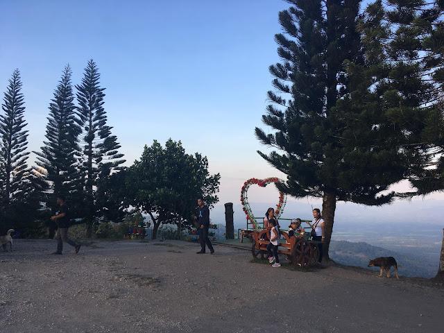 Kalon Barak Skyline Ridge