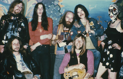 Hawkwind Band Picture