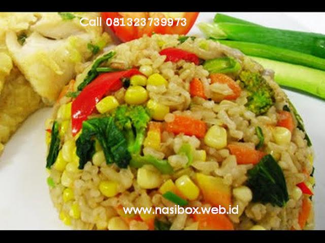 Resep nasi goreng sayuran nasi box kawah putih ciwidey