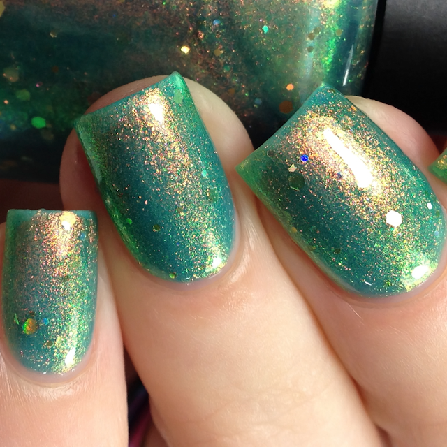Tonic Polish-Gloriana