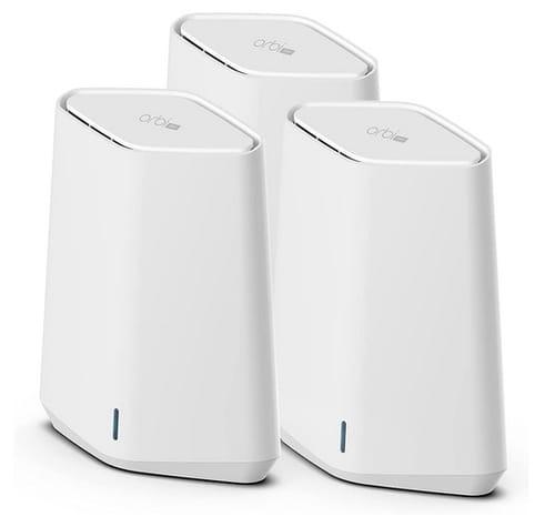 NETGEAR Orbi Pro SXK30B3 WiFi 6 Mini Mesh System Router