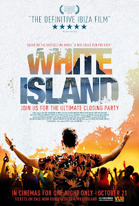 White Island Poster