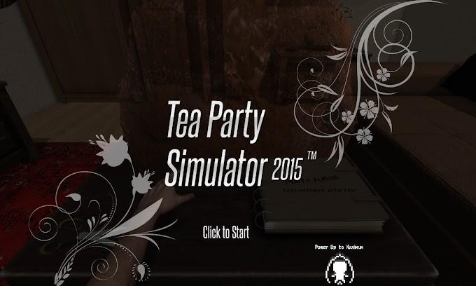 Tea Party Simulator 2015 İncelemesi