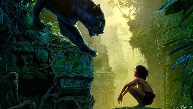 resensi the jungle book, film