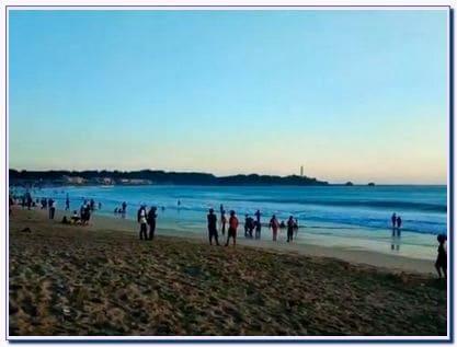 Pantai Sambolo Banten