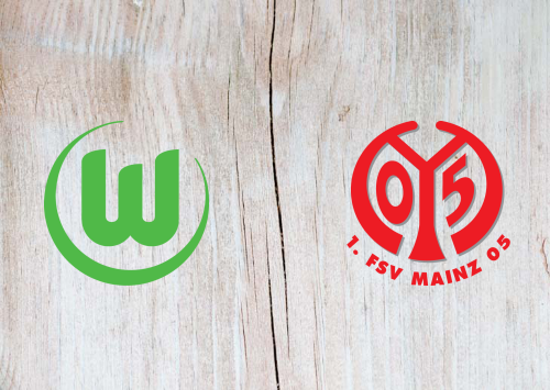 Wolfsburg vs Mainz 05 -Highlights 23 February 2020