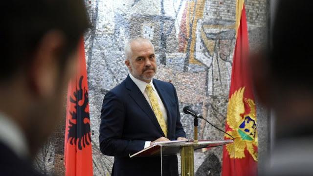 Ο Ράμα ζητά «αρβανίτικη μειονότητα» στην Ελλάδα