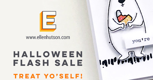 Boo! Flash sale!