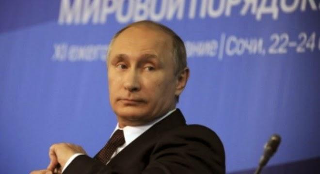 Tổng thống Nga Putin lại một lần nữa là người có tầm ảnh hưởng nhất hành tinh