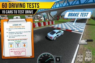 Game Driving School Test Car Racing APK