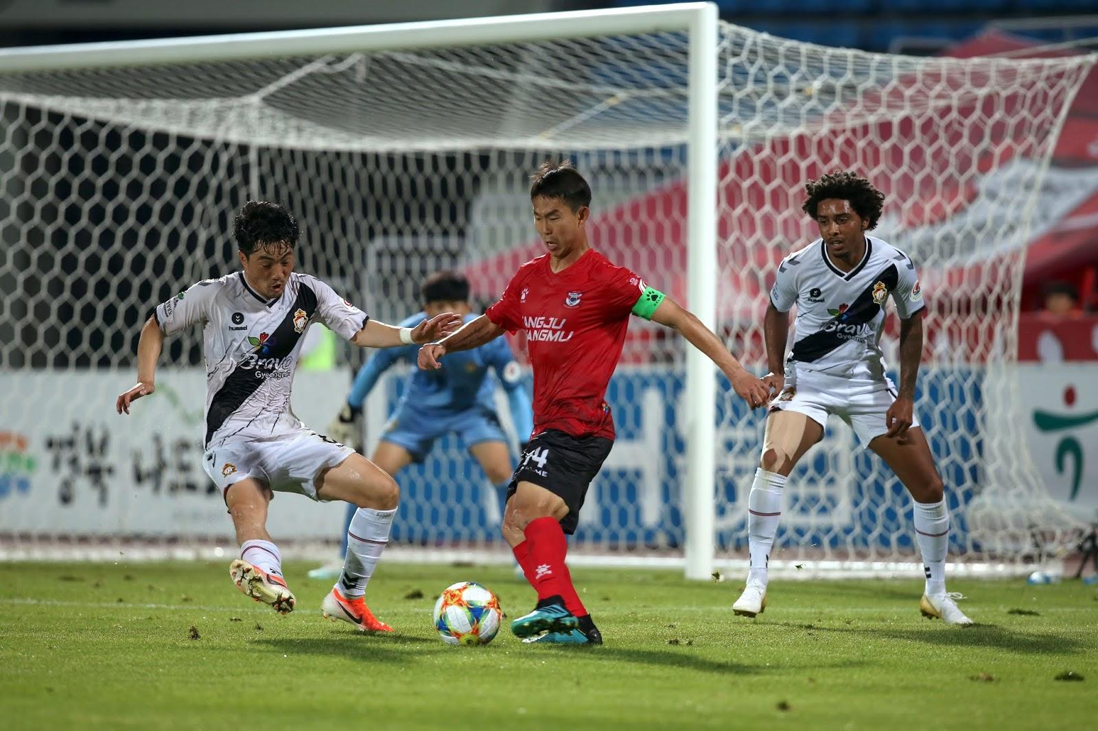 Yoon Bit-garam vs Gyeongnam FC 08.03.19