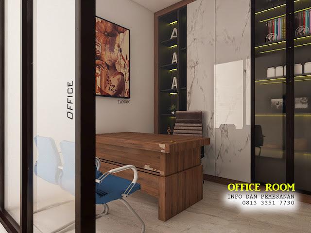 Desain meja kantor murah