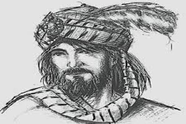 الشاعر عمرو بن كلثوم بن مالك بن عتّاب