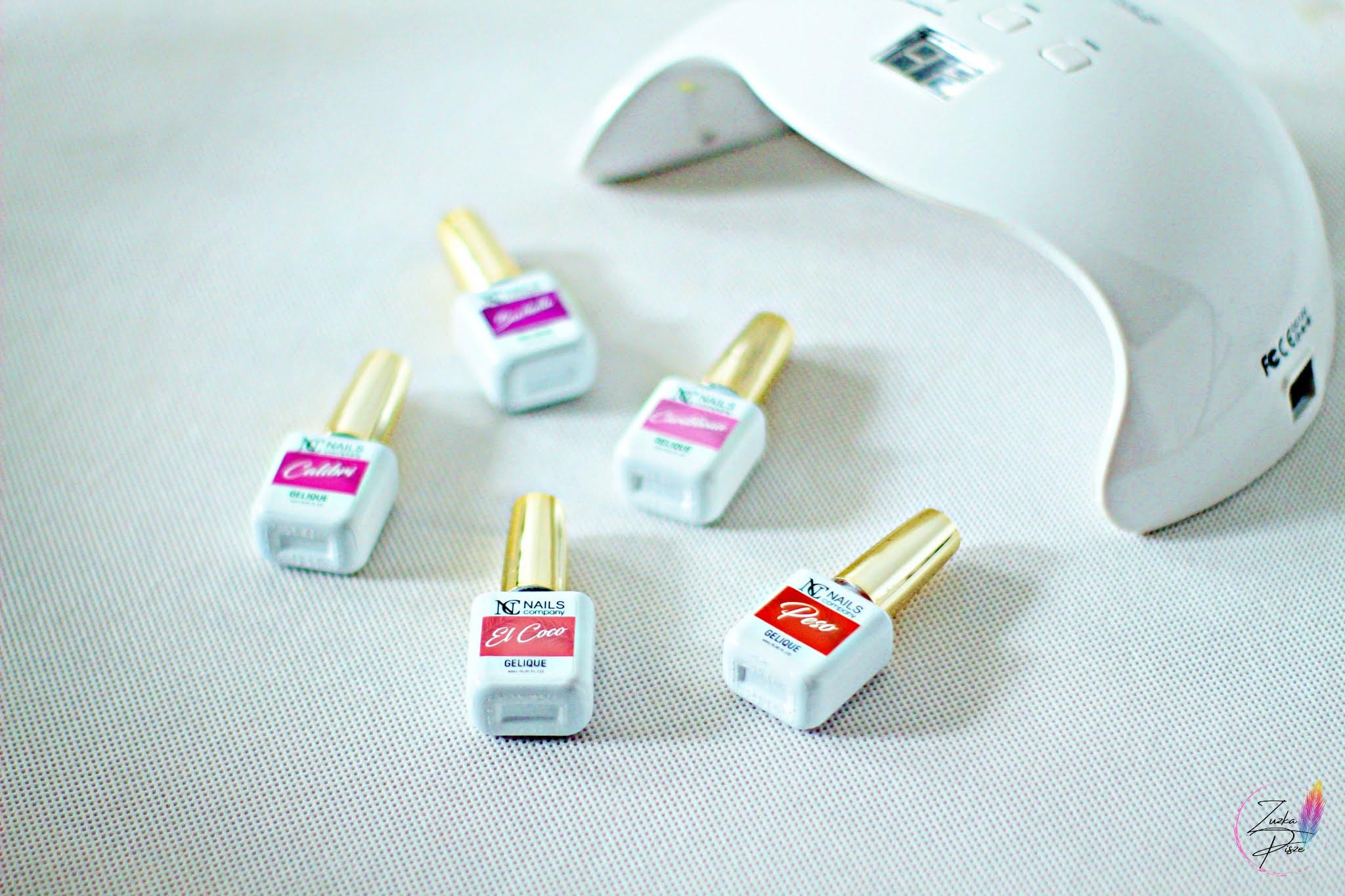 NC Nails Company - niezastąpione lakiery hybrydowe