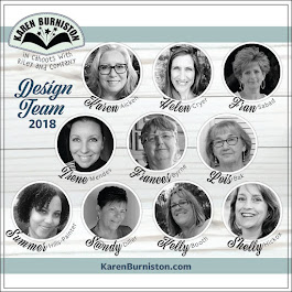 Karen Burniston Design Team 2018