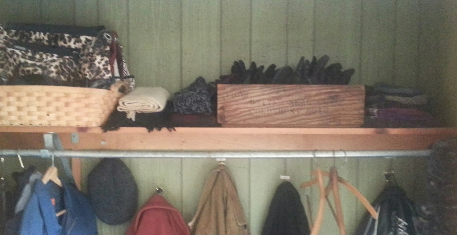 Tackle It Tuesday Glove Amp Hat Storage