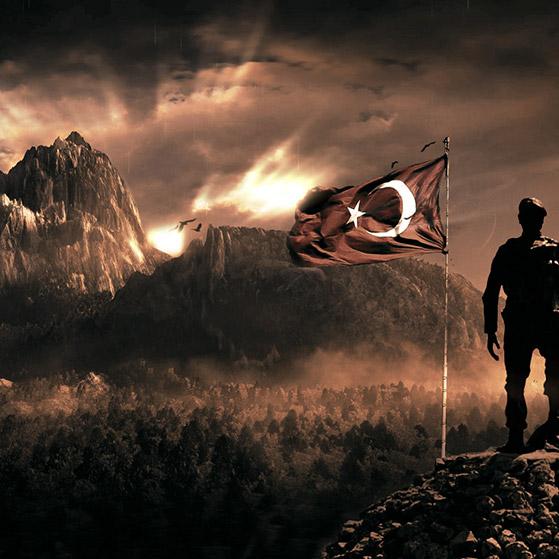 Türk Askeri HD Wallpaper Engine