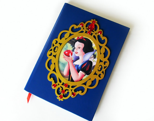 Caderno branca de neve, maçã envenenada, poisoned apple, snow white notebook