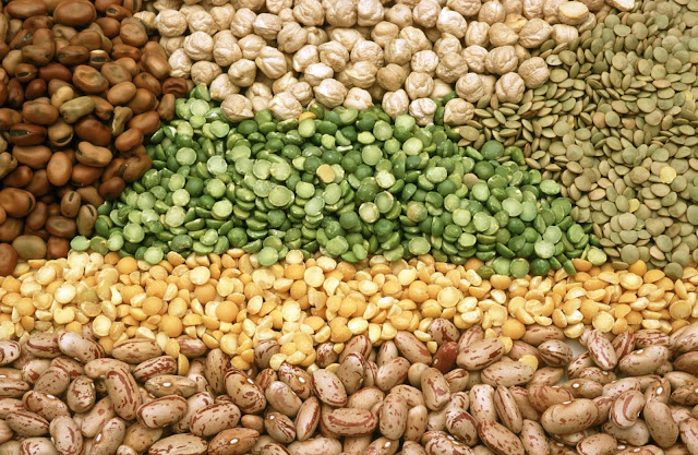 Top10 largest Agriculture Producing India pulses