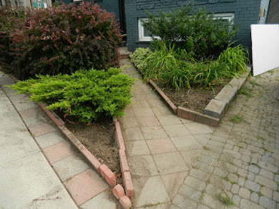 Leslieville Front Garden Cleanup After by Paul Jung Gardening Services--a Toronto Gardening Company