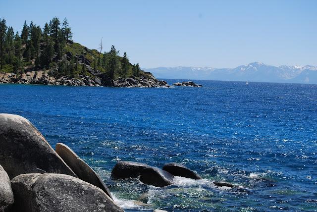 Tiny Trailer Camping, Lake Tahoe