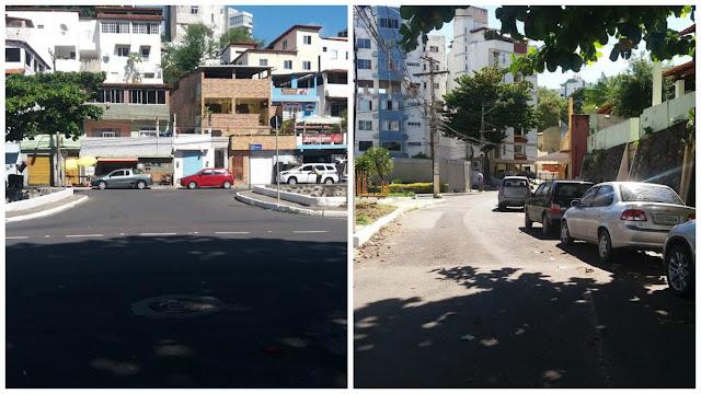 Falta de sinalização complica a vida de motoristas e pedestres
