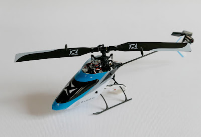 Blade Nano S2 - How to repair the frame posts