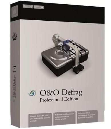 O&O Defrag Professional 18.10 Build 101 + Key