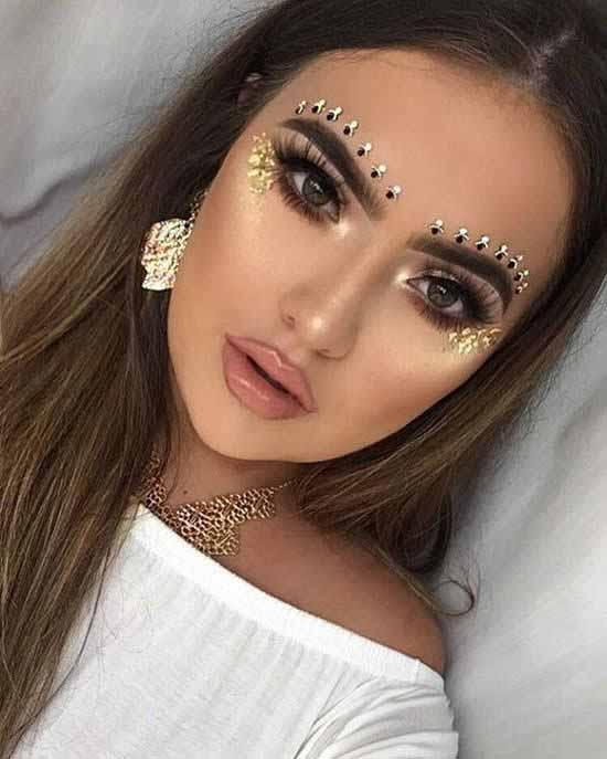 10 inspirações de maquiagem para o Carnaval