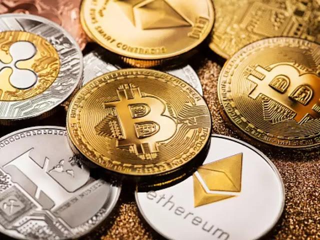 bitcoin etherium cryptocurrencies