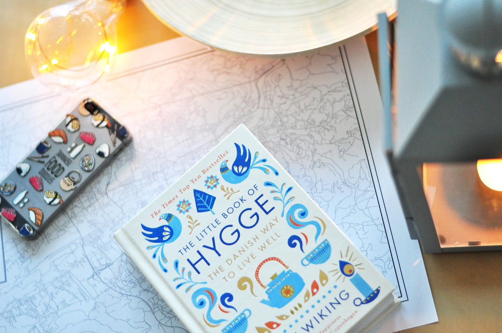 My 5 tips for how to achieve hygge mood at home