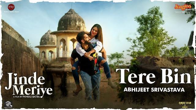 Tere Bin Lyrics – Jinde Meriye | Parmish Verma