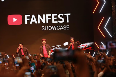 Round2Hell at YouTube FanFest 2019