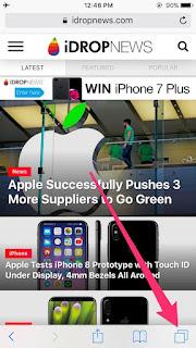Cara Menutup Semua Tab Safari yang Terbuka di iPhone atau iPad