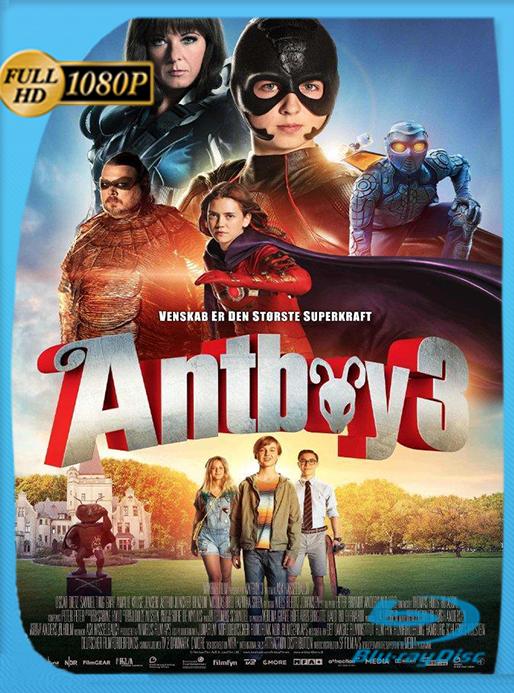 Antboy 3 (2016) HD [1080p] Latino Dual [GoogleDrive] VengadorHD