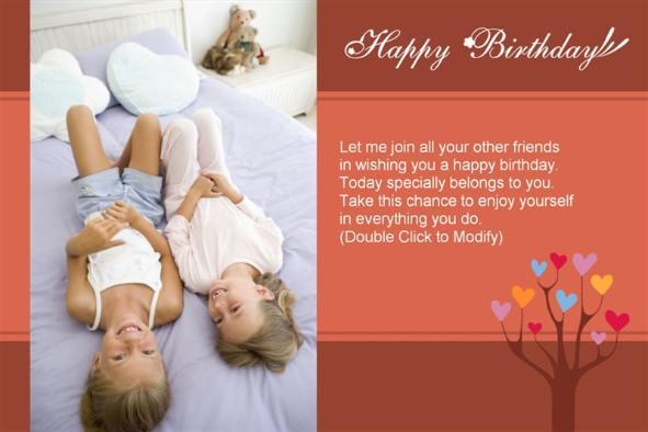 Birthday Greeting Cards May 2011