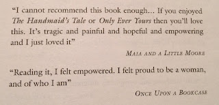 Quote in Naondel by Maria Turtschaninoff Paperback